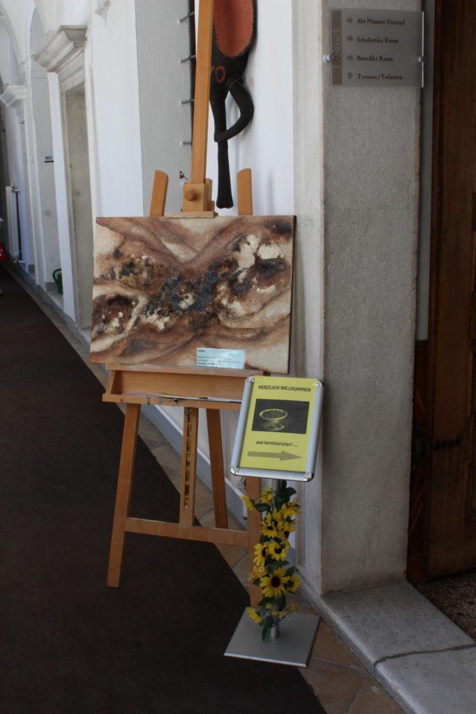 Foto Festsaal 3.Kunsthandwerksmarkt