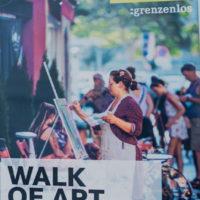 Walk of Art - Willkommen